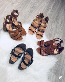 Instagram Target Sandal Haul