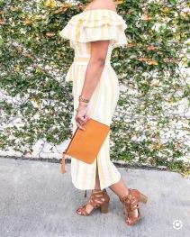 Instagram Shein Ruffle Dress