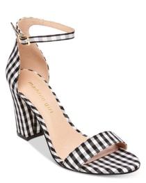 Madden Girl Bella Two-Piece Block Heel Sandals