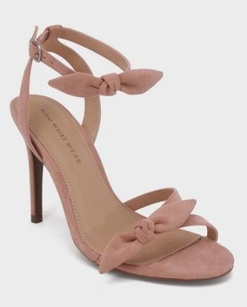 Target Bow Heel Sandals