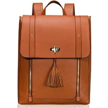 Estarer Women PU Leather Backpack