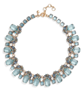 J. Crew Glass Bead Necklace